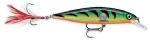 Isca Artificial RAPALA Clackin Minnow 07 SLOW SINKING (#7/cores)
