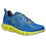 T�nis COLUMBIA Drainmaker II  - cor 431 hyper blue, safety yellow ANF�BIO (#6/tamanhos)