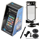 Estojo Go Adventure para Iphone Modelo 4-4S (Cristal)