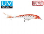 Isca Artificial RAPALA X-Rap 08 SUSPENDING - UV BRIGHT (#4/cores)
